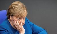 Un espion égyptien présumé découvert dans le service de presse de Merkel