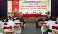 Conférence-bilan de la commission centrale de sensibilisation