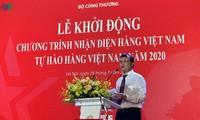 Coup d'envoi du programme « Identifier les marques vietnamiennes 2020»