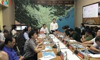 Visioconférence de la Direction nationale de prévention des catastrophes naturelles
