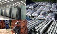 Une nouvelle stratégie pour exporter les matériaux de construction