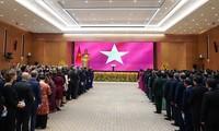 L'avenir du Vietnam va de pair avec la paix, la stabilité, la coopération et la prospérité de la région et du monde