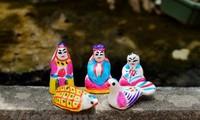 Les figurines en terre de Phùng Dinh Giap