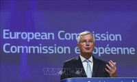 """Brexit: L'UE accélère ses préparatifs pour un """"no-deal"""", selon Barnier"""