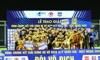 Football : Sông Lam Nghê An champion du tournoi national des moins de 17 ans