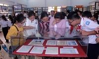 Exposition «Hoàng Sa et Truong Sa du Vietnam: les preuves historiques et juridiques» à Binh Thuân
