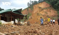 Molave: Séoul accorde une aide de 300.000 dollars au Centre du Vietnam