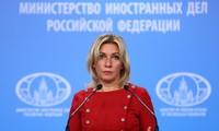 La Russie : l'installation des mercenaires étrangers dans la zone de conflit du Haut-Karabagh est un nouveau danger de terrorisme
