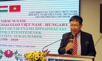 Vietnam-Hongrie : célébration du 70e anniversaire de l'établissement des relations diplomatiques