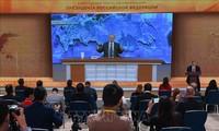 Vladimir Poutine condamne l'abandon par les États-Unis d'accords militaires importants
