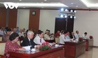Célébration du 60e anniversaire du Front national de libération du Sud du Vietnam