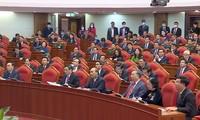 13e exercice du PCV: Listes des membres du bureau politique, du secrétariat et de la commission centrale de contrôle