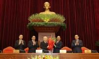 13e congrès du PCV: Nguyên Phu Trong réélu secrétaire général