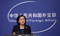 La Chine reproche à l'Occident d'avoir mis en doute l'impartialité de  la mission de l'OMS sur l'origine du coronavirus