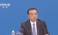 """La Chine veut développer des relations """"saines"""" avec les États-Unis, dit son Premier ministre"""