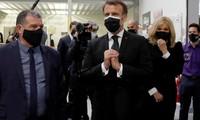 Hommage aux victimes du terrorisme en France