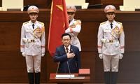 Vuong Dinh Huê élu président de l'Assemblée nationale