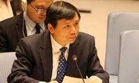 Le Vietnam assume la présidence du Conseil de sécurité de l'ONU en avril