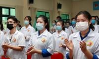 Coup d'envoi du Festival des techniques et de la créativité des jeunes médecins de Hanoï