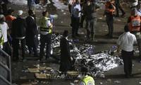 Israël: au moins 44 pèlerins meurent dans une bousculade géante