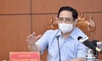 Covid-19: Le PM convoque une réunion d'urgence avec les 6 provinces frontalières du Sud-Ouest