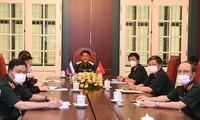 Vietnam-Russie: renforcement de la coopération politique entre les deux armées