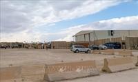 Irak: Une attaque à la roquette vise une base militaire abritant des forces américaines