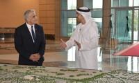 Mahmoud Abbas critique les accords visant à normaliser les relations entre certains pays arabes et Israël