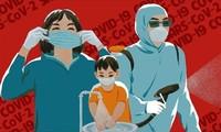 Covid-19: Le secteur de la Santé aide les localités en distanciation sociale