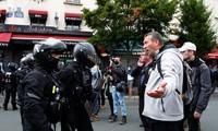 Covid-19: 114.000 manifestants en France contre le pass sanitaire