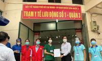 Les dispensaires ambulants de Hô Chi Minh-ville