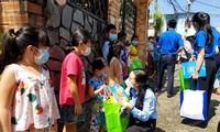 L'UNICEF salue les mesures prises par le Vietnam en faveur des enfants rendus orphelins à cause de la Covid-19