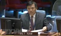 Le Vietnam appelle à un soutien international plus fort au peuple centrafricain