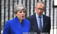 Theresa May announces cabinet reshuffle