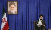 Iran's supreme leader criticizes unfriendly US policy