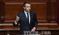 Macron affirms nothing will ever separate France and US