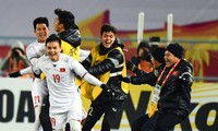 Beating Qatar in semi-finals, Vietnam make miracle at AFC U23 Championship