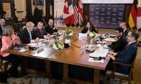 G7 ministers united on North Korea issue
