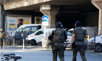 Terror motive 'not ruled out' in Germany hostage-taking