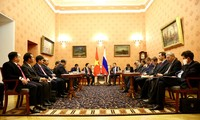 Vietnam, Russia aim to triple two-way trade by 2020