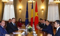 Vietnamese, Romanian leaders want greater bilateral cooperation