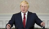UK Conservative MPs enter PM race