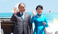 PM arrives in Bangkok for 34th ASEAN Summit