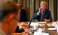 Bolton says US strongly backs Brexit