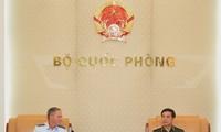 Vietnam, US to maintain effective defense cooperation