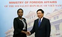 Vietnam, Botswana deepen bilateral ties