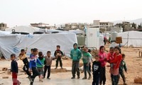 UNICEF seeks 2.5 billion USD for Mideast, North Africa children