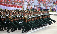 Vietnam vows to build a regular, modern People's Army