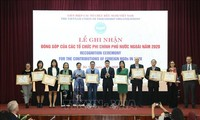 Foreign NGOs provide 250 million USD to Vietnam in 2020