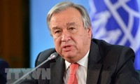 UN chief calls for doubling of world's coronavirus vaccine production